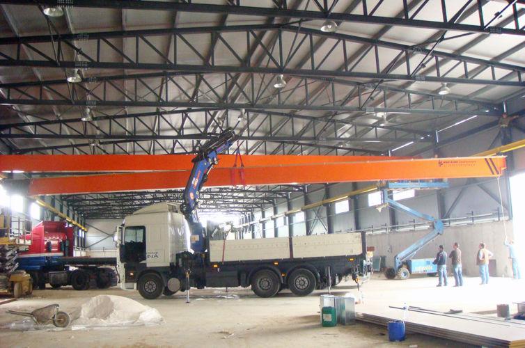 OCTO S.A. / Patras Industrial Area